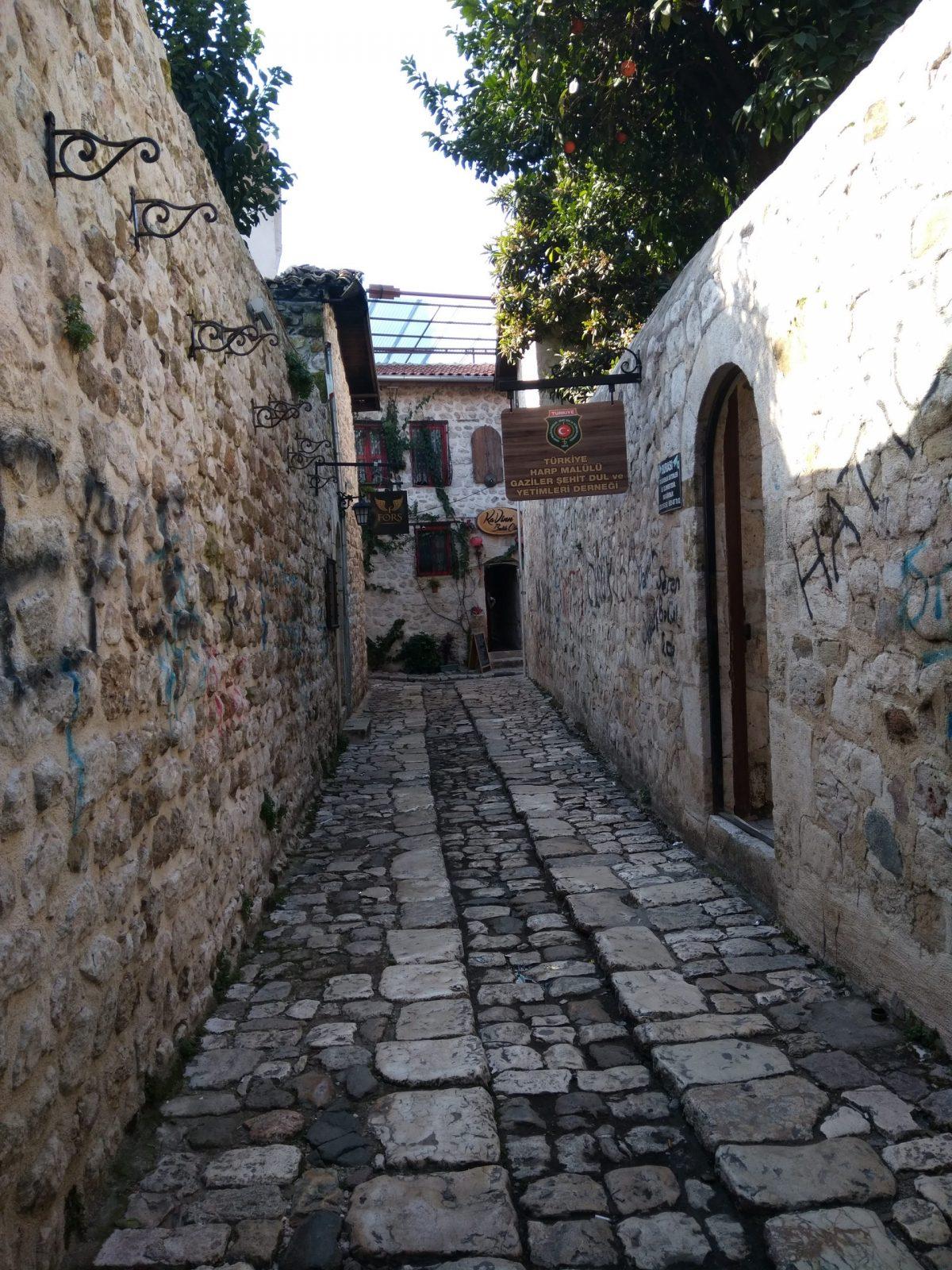 Antakya Gezi Rotası